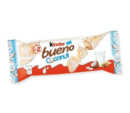 Kinder Bueno Coconut Limited Edition (confezione da 10)