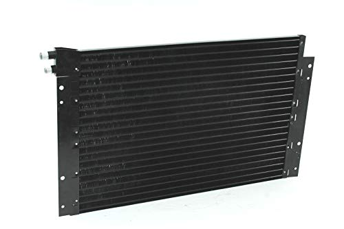 Mack Truck CV613 CV713 Air Conditioning Heavy Duty Grille Mount AC Condenser 2003-2007 for OEM Part # 210RD427