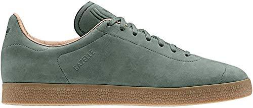 adidas Gazelle Decon, Zapatillas de Deporte Hombre, Verde (Vertra/Vertra/Stcapa), 36 EU