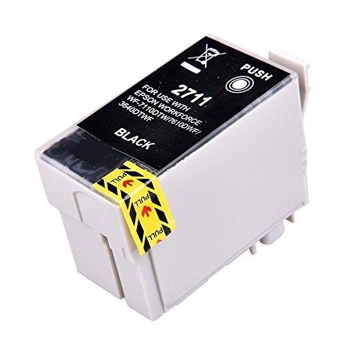 ProPart ARET2711 compatibile WF3620,WF3640,WF7110,WF7610,WF7620#27XL, Black, 17.7ml