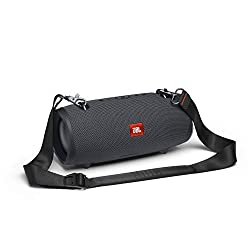JBL Xtreme 2 Gun Metal is the ultimate portable Bluetooth speaker, delivering effortlessly dynamic and immersive stereo sound wherever you are from the living room to the poolside or the outdoors The built-in rechargeable battery supports up to 15 ho...