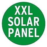 Brennenstuhl Solar LED-Leuchte Duo Premium SOL LV0805 P2 IP44 mit Infrarot-Bewegungsmelder 8xLED Anthrazit, 1179420 - 10