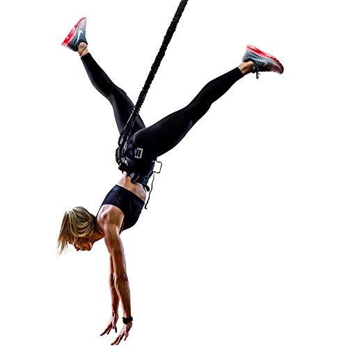 YNXing Dance Fitness Corda Elastica Cavo ausiliario Indoor Yoga antigravità Aerea Trapezio Ideale Workout Trainer