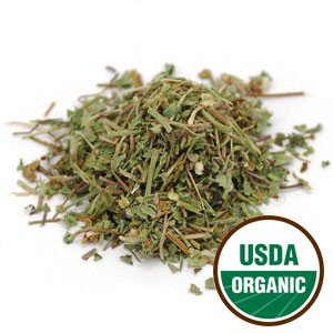 Starwest Botanicals Organic Gotu Kola Herb C/S, 1 Pound