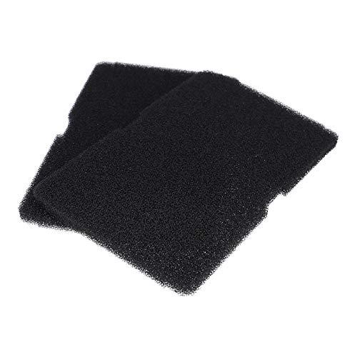 DL-pro 2x Filter passend für Beko Trockner Wäschetrockner 2964840100 2964840200 Sockelfilter 240x155mm für Wärmepumpentrockner Wärmetauscher