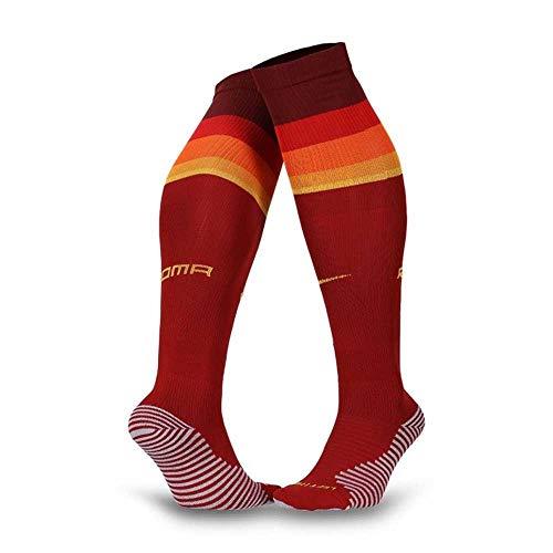 NIKE Roma U Stad OTC Sock Hm Socks, Unisex Adulto, Team Crimson/University Gold, M