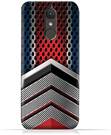 Lenovo K8 TPU Silicone Case With Geometric Mesh Pattern Design