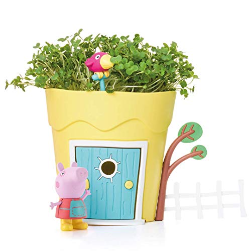 Peppa Pig PP101 Pots Peppa Kids' Animal & Insect Habitat Kits, Multi