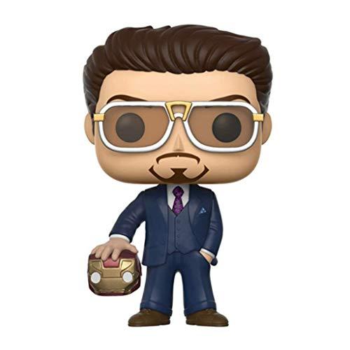 TT377 Tony Stark, Avengers 4, Infinite War, Funko Pop, Marvel Figura Iron Man