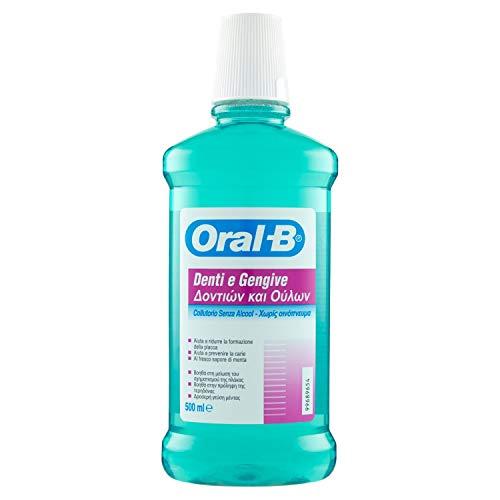 Oral-B Collutorio Denti e Gengive, 500ml