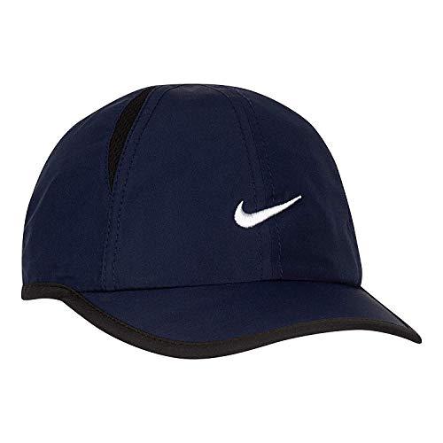 Nike Infant Boy's Dri-Fit Embroidered Logo Obsidian Baseball Cap Hat Sz: 12/24M