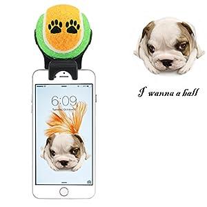 Pour Smartphone Fixation Selfie bâton selfie Stick Pet–Pet–Pet Entraînement d'Agility–Jouet pour chien