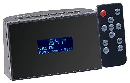 VR-Radio Radio Receiver: Digitaler DAB+/FM-Tuner zum Aufrüsten von HiFi-Anlagen, Radiowecker (Digital Radio Receiver)