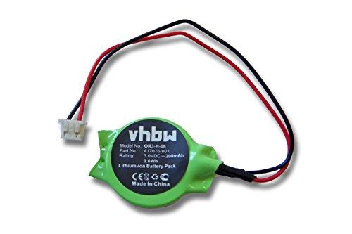 vhbw Bios Batería Notebook DELL Inspiron 1300, Acer