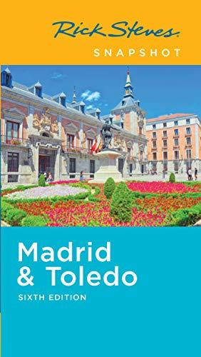 Rick Steves Snapshot Madrid & Toledo (English Edition)