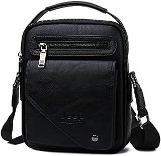 جيب بولو حقيبة للجنسين-اسود - حقائب طويلة تمر بالجسم