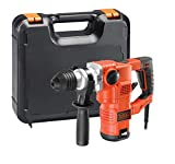 Black+Decker KD1250K-QS Black & Decker Martillo, 1250 W, 230 V, Modelo...