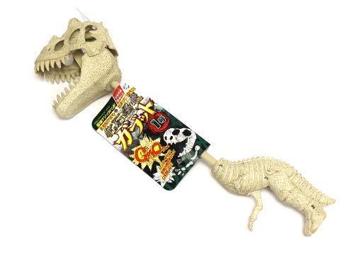 化石恐竜ガブット1号 恐竜マジックハンド 恐竜鳴き声