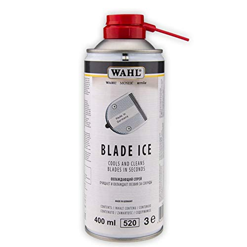 Wahl Blade Ice Kühlspray, 400 ml