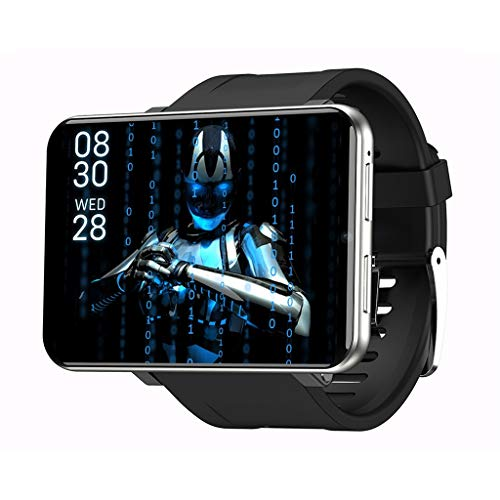 HUCCZ New for TICWRIS MAX 2.86 inch 3GB+32GB LCD 2880mAh 8.0Mp Front Camera with Face Unlock SmartWatch for Android 7.1 4G Phone