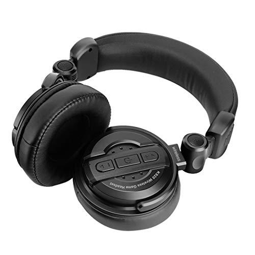 Yoging - Auriculares inalámbricos K-920, con reducción de ruido BT5.0, auriculares de juego plegables, calidad de sonido claro y sorprendente