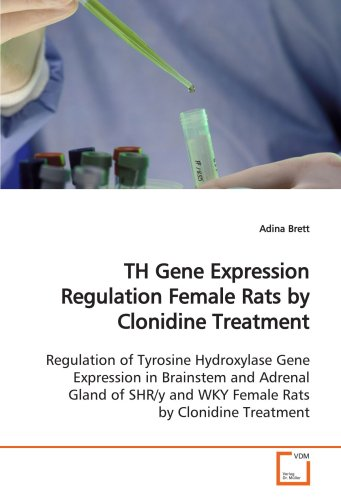 TH Gene Expression Regulation Female Rats by Clonidine Treatment: Regulation of Tyrosine Hydroxylase Gene Expression in Brainstem and Adrenal Gland of SHR/y and WKY Female Rats by Clonidine Treatment