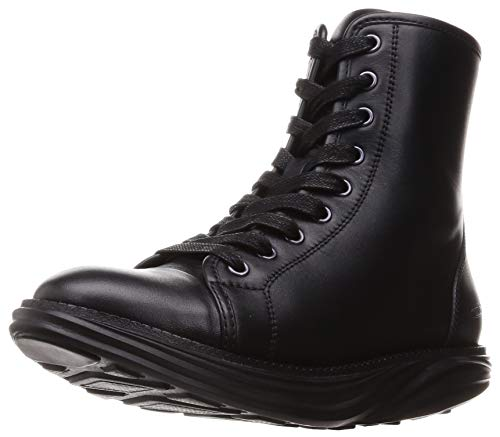MBT Damen Stiefeletten Boston Mid Boot 700990-03N schwarz 581555