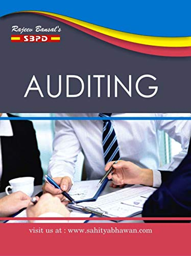 AUDITING Based on The Companies Act, 2013 (Latest 2020) (English Edition)