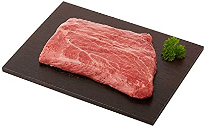 Whole Foods Market Beef Flat Iron Steak, 340g