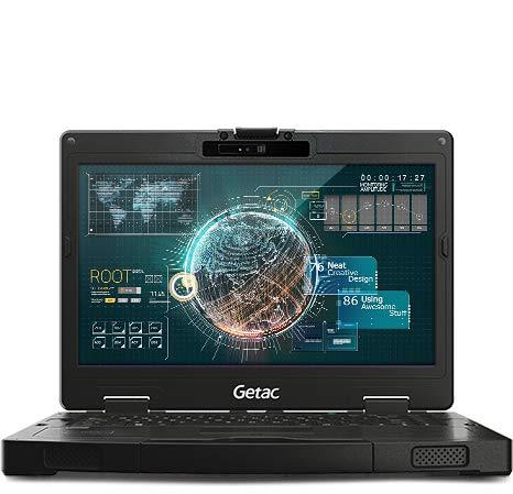Getac S410 Negro Ordenador portátil 35,6 cm (14 pulgadas) 1366 x 768 Pixels 2,5 GHz Intel® CoreTM i7 de 6E generación I7 – 6500U