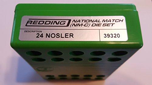 Amazing Deal Redding Reloading National Match Die Set - 24 Nosler, 39320