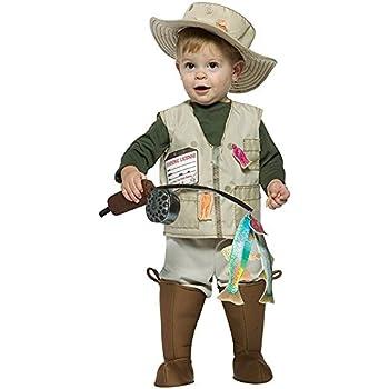 Rasta Imposta Future Fisherman Costume Brown 18-24 Months