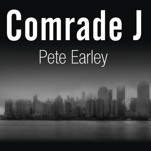 Comrade J audiobook cover art