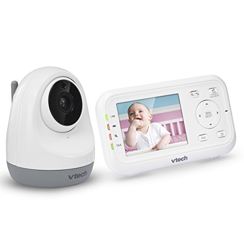 "Buy Discount VTech VM3261 2.8"" Digital Video Baby Monitor with Pan & Tilt Camera, Full Color and A..."