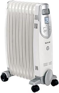 Supra Oleo 1800 Color blanco 1800W Radiador - Calefactor (Radiador, Piso, Color blanco, Botones, 1800 W, 405 mm)