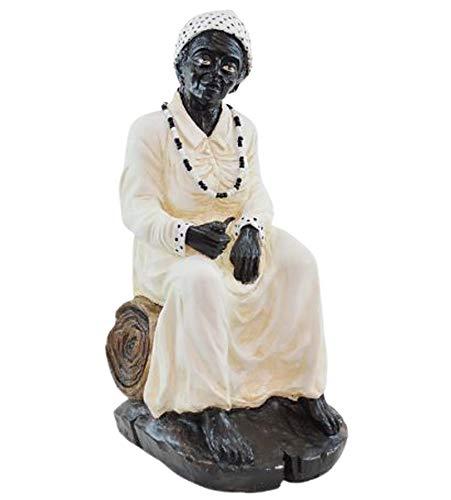 Estatua Imagem de Preta Velha Grande