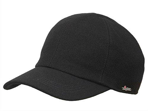 Wigens -  Cappellino da baseball  - Uomo Nero  nero