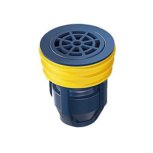 primrosely Válvula antirretorno ajustable, válvula desechable para tuberías en baño, cocina, lavabo y desagüe de agua del suelo, resiste olores y chinches.