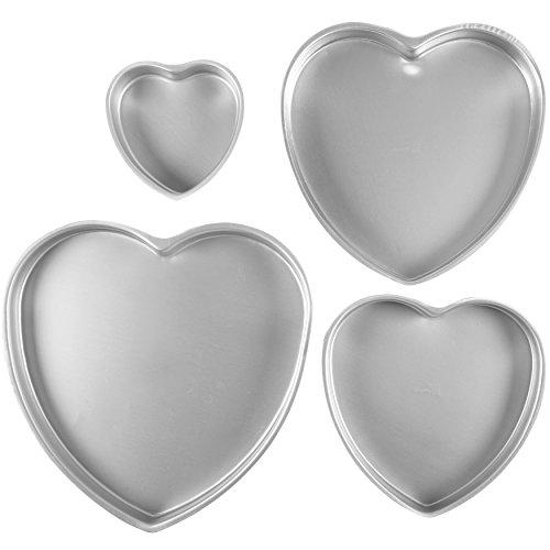 Wilton Heart Shaped Cake Pan, 4-inch