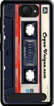 MOBILINNOV Archos 40d Titanium Cassette Audio K7 Silikon Hülle Handyhülle Schutzhülle - Zubehor Etui Smartphone Archos 40d Titanium Accessoires