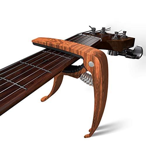 Gitarre Kapodaster Capo Capodaster Kapo für fast alle Gitarre Gitarren Kapodaster Guitar Capo