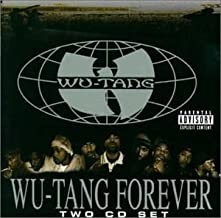 Wu-Tang Forever by Wu-Tang Clan (1998-10-20)