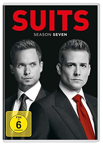 Suits - Season 7 [4 DVDs]