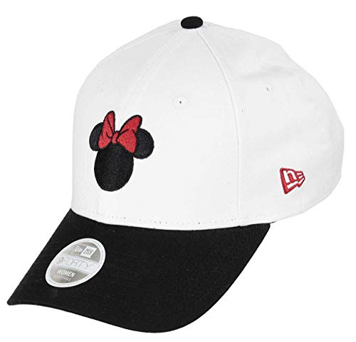 New Era Minnie Mouse 9forty Adjustable Women Cap Disney Edition White - One-Size