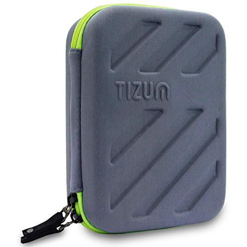 Tizum Gray Gadget Organiser Bag