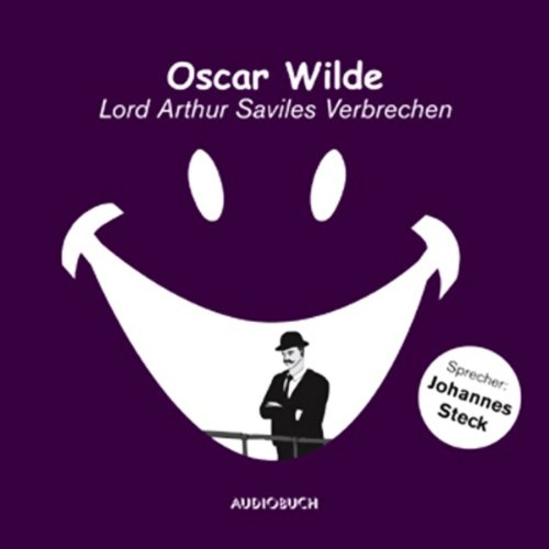 Lord Arthur Saviles Verbrechen audiobook cover art