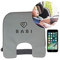 🚼 APP BABYSIT 🚼 Il dispositivo Anti Abbandono è un dispositivo che si collega senza fili allo smartphone grazie alla APP BabySit che permette di monitorare la presenza del bambino sul seggiolino auto, segnalando con appositi allarmi il caso in cui ve...