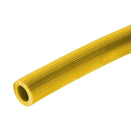 Kuriyama - K4131-06X400 Kuri Tec K4131 Series PVC Spray Reinforced Hose, 600 psi, 400' Length x 3/8' ID, Yellow