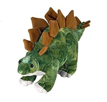 Wild Republic Stegosaurus Plush Dinosaur Stuffed Animal Plush Toy Gifts for Kids Dinosauria 15