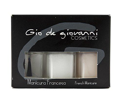 Set de Manicura Francesa Gio de Giovanni